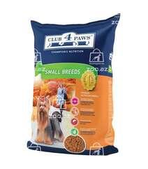 Club 4 paws сухой корм для взрослых собак мелких пород (на развес)