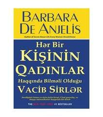 Barbara De Anjelis – Hər bir kişinin qadınlar haqqında