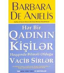 Barbara De Anjelis – Hər bir qadının kişilər haqqında