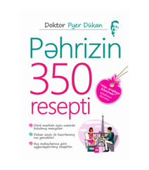 Doktor Pyer Dükan – Pəhrizin 350 resepti