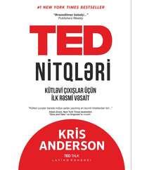 Kris Anderson – Ted nitqləri
