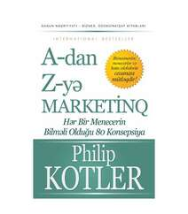 Flip Kotler – A-dan Z-yə marketinq