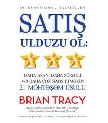 Brian Tracy – Satış ulduzu ol