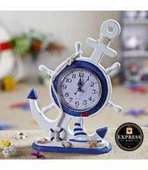 Gəmi rulu formalı saat