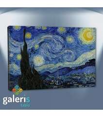 Starry Night2 - Vincent Van Gogh