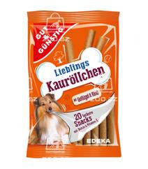 Edeka Lieblings Kaurollchen лакомство для взрослых собак с птицей и говядиной