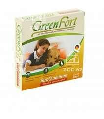 """БиоОшейник """"Green Fort"""" для собак крупных пород, 80 см"""