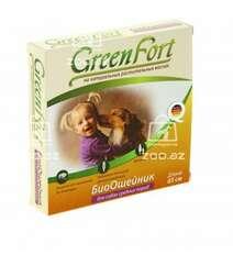 """БиоОшейник """"Green Fort"""" для собак средних пород, 65 см"""