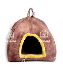 Домик-купол для кошек и мелких собак 40×40 см