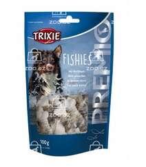 Trixie Fishies лакомство для собак с рыбой