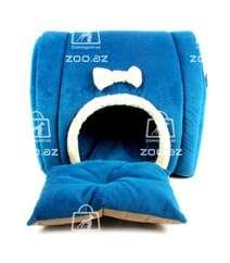 Домик-лежанка для кошек и мелких собак 38×30 см