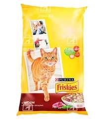 Friskes сухой корм для котят и кормящих кошек