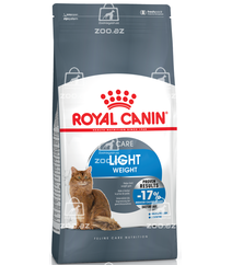 Royal Canin Light Weight Care сухой корм для взрослых кошек для профилактики избыточного веса (целый мешок 10 кг)