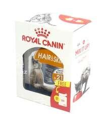 Акция 1+1! Royal Canin Mix İt Up: Hair&Skin (400 гр) + Intense Beauty (85 гр)