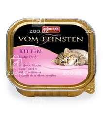 Vom Feinsten Kitten Baby-Pate паштет для котят,начиная с 4-недельного возраста