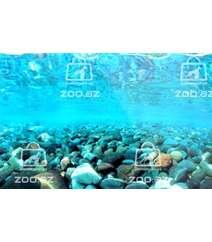 Фон для аквариума выс. 30 см 1 м