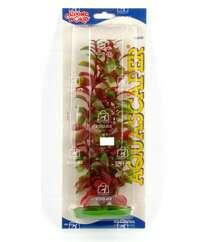 Растение пластиковое Людвигия Красная