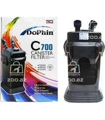 Внешний канистровый фильтр DoPhin C-700