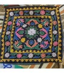 Antik qedimi el iwi dekor yastiq ucun nakidka razmer 50*50