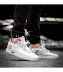 Nike The Ten Air Force Off White