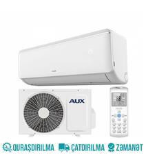 AUX ASW-H24A4/FF & JA 24000 BTU 80-85 M²