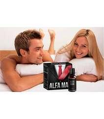 Alfa Man təbii, cinsi aktivliyi artıran vasitə.