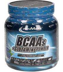 BCAAs+ Glutamine Powder