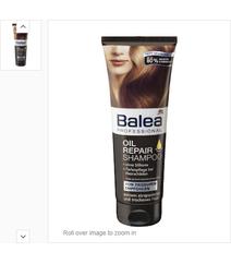 Balea Oil Repair Arqan yağı - Bərpaedici şampun