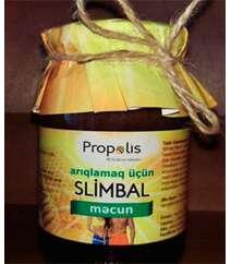 Slimbal - Arıqlamaq üçün xüsusi məcun