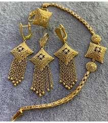 Dəst ərəb qızılı