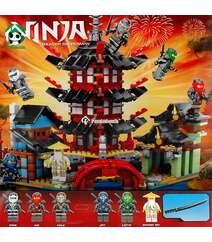 Ninja Lego oyuncaq