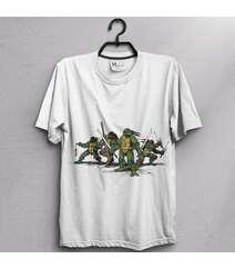 NİNJA printli t-shirt