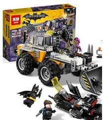 Bat-Hero Lego