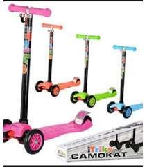 Scooter-velosipedlər