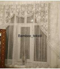 Bamboo pərdə