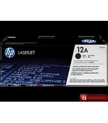 HP 12A Original HP LaserJet, Qara Katric (Q2612A)