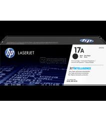 HP 17A Original HP LaserJet, Qara Katric (CF217A)