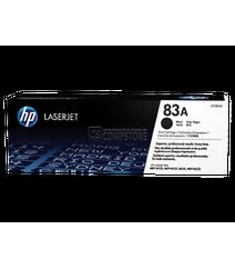 HP 83A Original HP LaserJet, Qara Kartric (CF283A)
