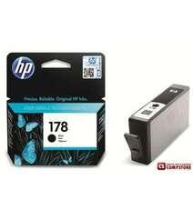 Оригинальный струйный картридж HP 178 Черный (CB316HE)