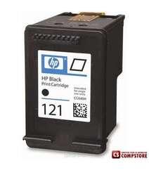 Оригинальный струйный картридж HP 121 Черный (CC640HE)