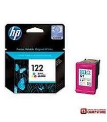 Оригинальный струйный картридж HP 122 Трехцветный (CH562HE)