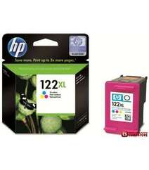 Оригинальный струйный картридж HP 122 XL Трехцветный (CH564HE)