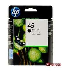 Оригинальный струйный картридж HP 45 XL черный (51645AE)
