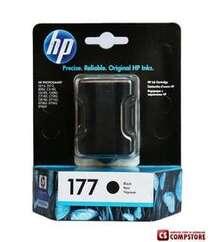 Оригинальный струйный картридж HP 177 черный (C8721HE)