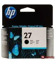 Оригинальный струйный картридж HP 27 черный (C8727AE)