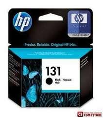 Оригинальный струйный картридж HP 131 черный (C8765HE)