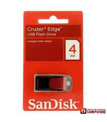 SanDisk Cruzer Edge 4 GB (SDCZ51-004G-B35)