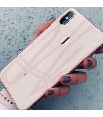 İphone üçün gold case