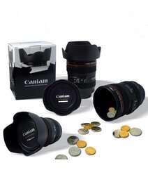 Kamera lens plastik pul qutusu
