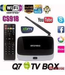 Tv Box Android CS918 (Android 4.2.2 2G/ 8G Quad Core 1080P FHD TV Box Mini PC)